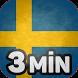 Naučite švedski u 3 minute by 3-MIN-SOFTWARE
