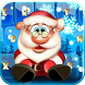 Christmas Snow Keyboard Themes by True Fashionista Apps
