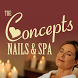 Concepts Nail Spa by FastAPPZ