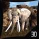 African Elephant 3d Lwp Lite by GTR-Wolf
