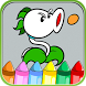 Coloring for Plants and Zombie by Theo Unity Game