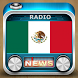 Radio News Mexico by News App Free HD