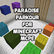 Paradise Parkour map for MCPE by candy chicken