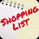 Shopping List (Unreleased) by CYBUTEK Solutions