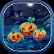 Spooky Halloween Live Wallpaper