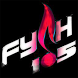 Fyah 105 by Patrick Malcolm