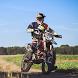 Cool Dirt Bike Wallpaper by Qanje Rumbi