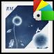 Moon Flower Lite-theme Xperia™ by RM designs
