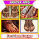 Foot Henna Designs by Arroya Apps