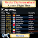 Mexico City Airport Flight Time by AsoftTech Solutions