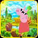 super pepa run pig adventure
