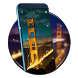 Golden Gate Bridge Android by creative 3D Themes