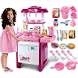 Kitchen Set Cooking Toys Fans by GudangFilm Djanoko