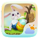 Easter GO Weather Widget Theme by GO Dev Team X