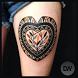 Heart Tattoos Ideas by DoubleWe