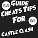 Cheats Tips For Castle Clash by czornyking@gmail.com