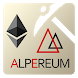 Alpereum Mining Pool Monitor by 0A1.EU