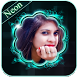 Neon Photo Frames by Galaxy Launcher
