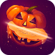 Halloween Pumpkin Slice by C.M.S. (Creative Mobile Studio)