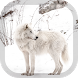 White Wolf Wallpaper by PegasusWallpapers