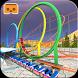 VR Roller Coaster 3D Crazy Thriller