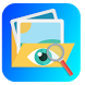 Hidden Image Viewer : Photo Gallery by Dilip Master Apps