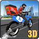 City Pizza Delivery Guy 3D by Kick Time Studios