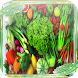 Vegetable Jigsaw Puzzle by Begaroi