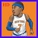 Carmelo Anthony Wallpaper HD by Minim17