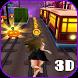 Subway Princess Rush by adventure big games