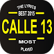 Calle 13 Top Lyrics by Ltd gameid