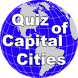 Quiz of Capital Cities by Trainer