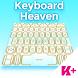 Keyboard Heaven by BestKeyboardThemes