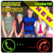 Fake call Haschak Sisters by matrixsuci dev