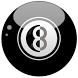 Biliardo 8 Black by Koalogic