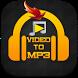 video to mp3 converter 2 by JOe Development