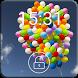 balloons -Z Lock Screen Theme by Z Lock Screen Team