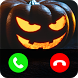 Fake call scary halloween by Prank7Apps