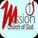 MISSION Church of God by Sharefaith
