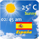 Spain Weather by Smart Apps Android