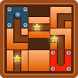 Unroll The Ball - Unblock slide puzzle games by Kids Happy Games