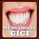 Tips Memutihkan Gigi Alami by Asdapp