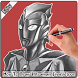 How To Draw Ultraman Characters by 3dDraw