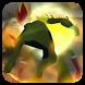 Cosmic Destruction Alien Fight by FFLab