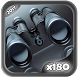 Binoculars Zoom Camescope Pro by High Zoom Camera Studio