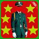 Military Uniform Photomontage by PhotographersChoice