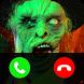 Zombie phone prank