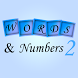 Words & Numbers 2 by Appsolute Zero