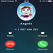 Call From Cute Angela by Johan Game
