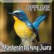 Masteran Suara Burung mp3 by Detarp Creative